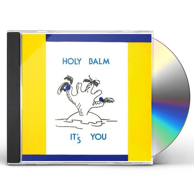 Holy Balm IT'S YOU CD
