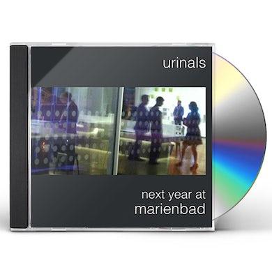 Urinals NEXT YEAR AT MARIENBAD CD
