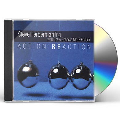 Steve Herberman ACTION: REACTION CD