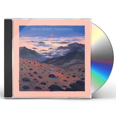Steve Roach / Dirk Serries  Tomorrow CD