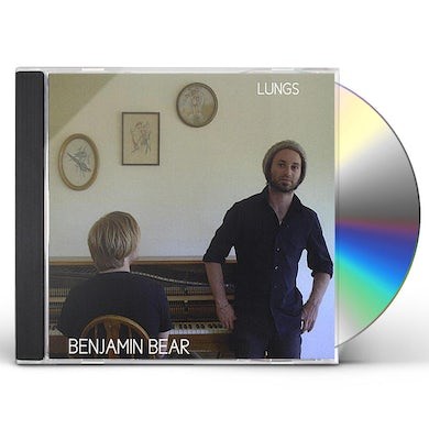 Benjamin Bear LUNGS CD