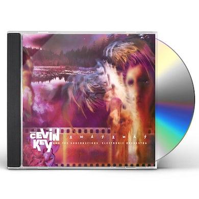 cEvin Key XWAYXWAY CD