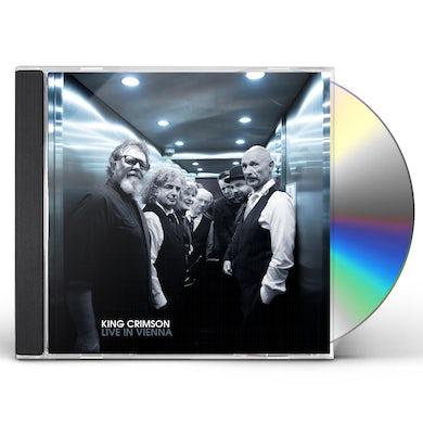 King Crimson LIVE IN VIENNA DECEMBER 1ST 2016 CD