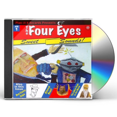 Four Eyes SWEET SOUNDS CD