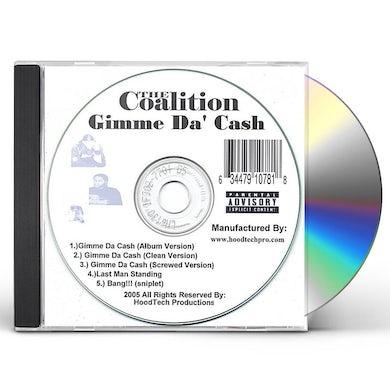 Coalition GIMME DA CASH CD