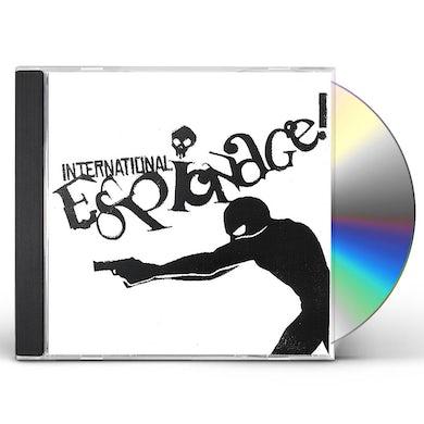 international ESPIONAGE! INTERNATIONAL ESPIONAGE EP CD