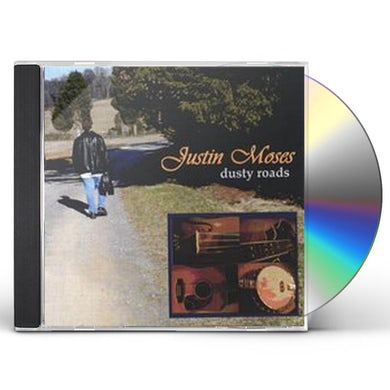 Justin Moses DUSTY ROADS CD