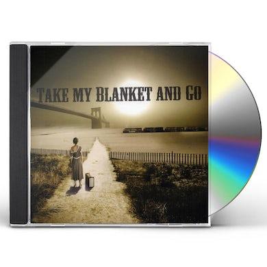 Joe Purdy TAKE MY BLANKET AND GO CD