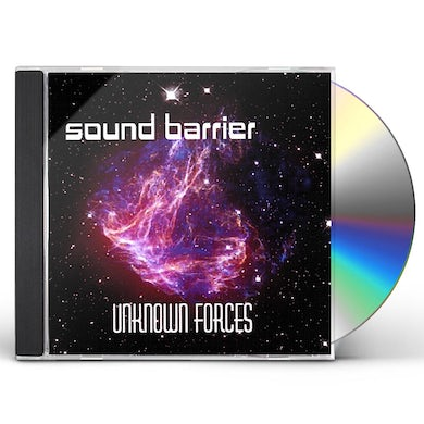 Sound Barrier UNKNOWN FORCES CD