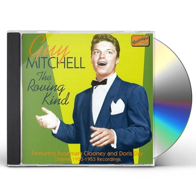Guy Mitchell ROVING KIND (1950-53) CD