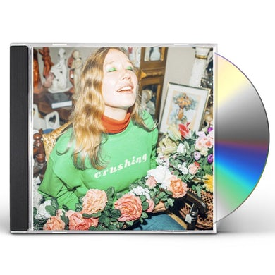 Julia Jacklin Crushing CD