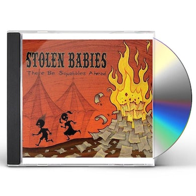 THERE BE SQUABBLES AHEAD CD