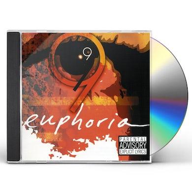 Euphoria 9 THREE TIMES CD