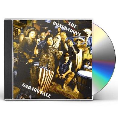 Bonedaddys GARAGE SALE CD