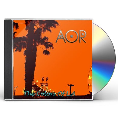 AOR COLORS OF L.A. CD