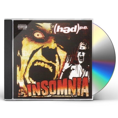 Hed PE INSOMNIA CD