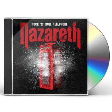 Nazareth ROCK N ROLL TELEPHONE CD