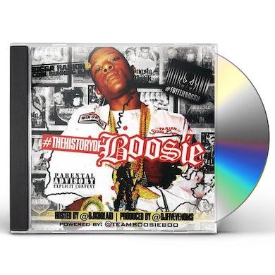 Boosie Badazz HISTORY OF BOOSIE CD