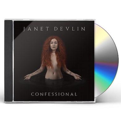Janet Devlin CONFESSIONAL CD