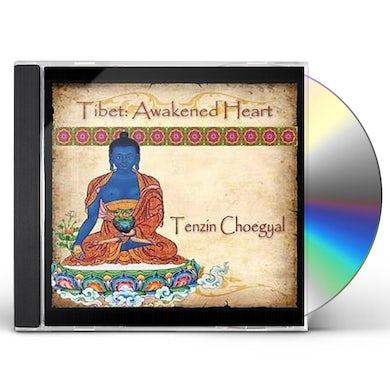 Tenzin Choegyal TIBET: AWAKENED HEART CD