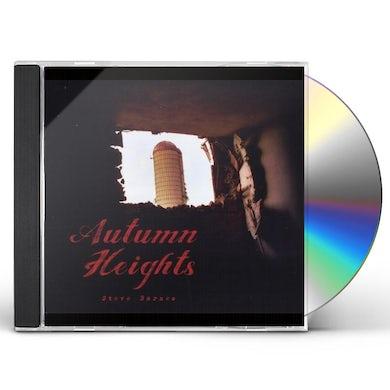 Steve Barnes AUTUMN HEIGHTS CD