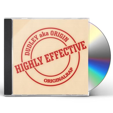 Origin HIGHLY EFFECTIVE CD