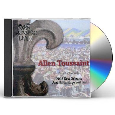 Allen Toussaint JAZZ FEST 2006 CD