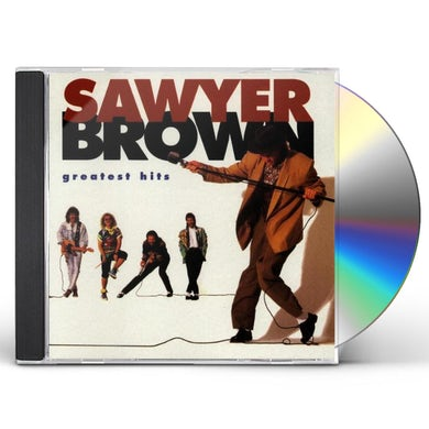 Sawyer Brown GREATEST HITS CD
