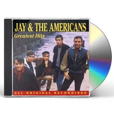 Jay & Americans GREATEST HITS CD