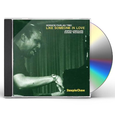 Horace Parlan LIKE SOMEONE IN LOVE CD