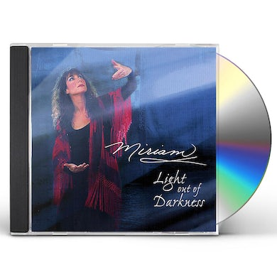 Miriam LIGHT OUT OF DARKNESS CD
