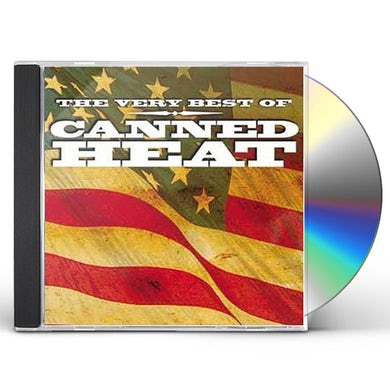 VERY BEST OF CANNED HEAT CD