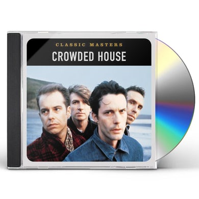 Crowded House CLASSIC MASTERS CD