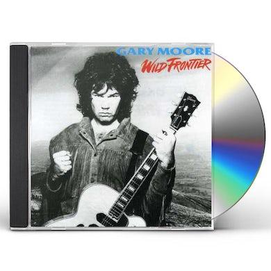 Gary Moore WILD FRONTIER CD