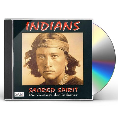 Indians SACRED SPIRIT CD