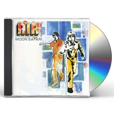 Air MOON SAFARI CD