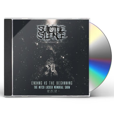 Suicide Silence ENDING IS BEGINNING: MITCH LUCKER MEMORIAL SHOW CD