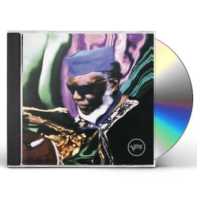 Pharoah Sanders MESSAGE FROM HOME CD
