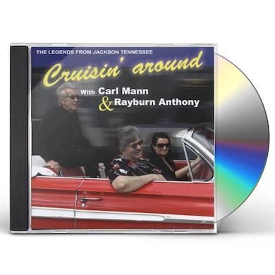 Rayburn Anthony CRUISIN' AROUND CD