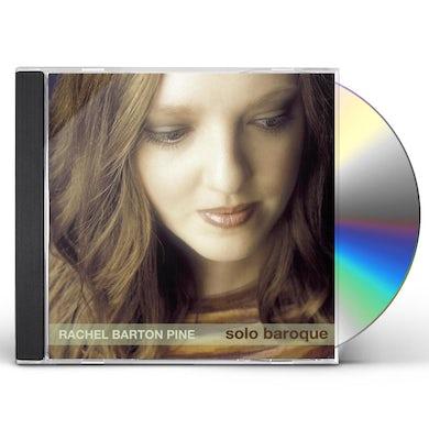 Rachel Barton Pine PLAYS BACH CD