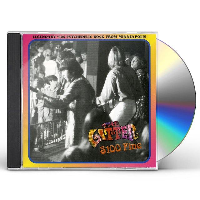 The Litter $100 FINE CD
