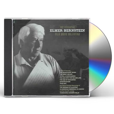 ESSENTIAL ELMER BERNSTEIN FILM MUSIC COLL / Original Soundtrack CD