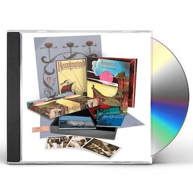 Hawkwind WARRIOR ON THE EDGE CD