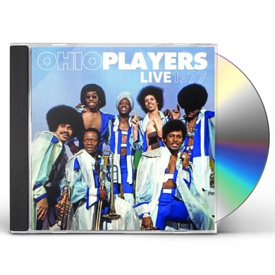 Ohio Players LIVE 1977 CD