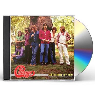 Chicago SEPTEMBER 13, 1969 CD