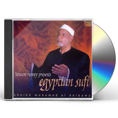 HOSSAM RAMZY PRESENTS EGYPTIAN SUFI CD