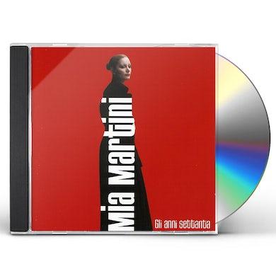 Mia Martini GLI ANNI 70 CD