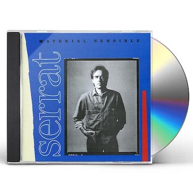 Joan Manuel Serrat MATERIAL SENSIBLE CD