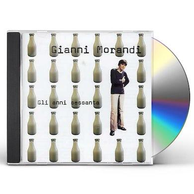 Gianni Morandi GLI ANNI SESSANTA CD