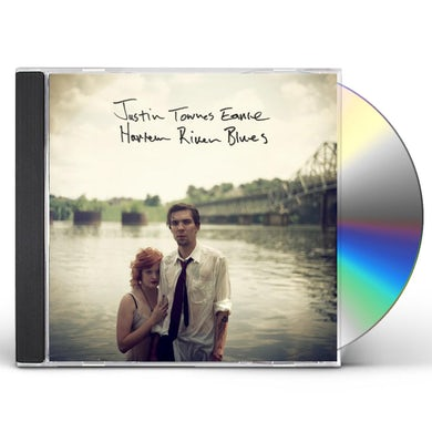 Justin Townes Earle HARLEM RIVER BLUES CD